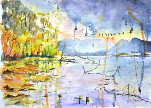 Watercolor without frontiers...