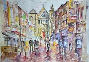 Anne street, Dublin